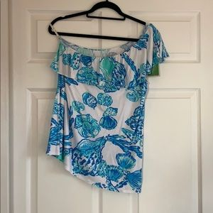 Lilly Pulitzer Neveah Top- NWT